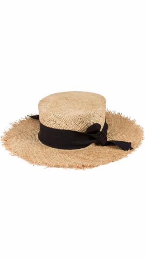 Shabby black hat 1