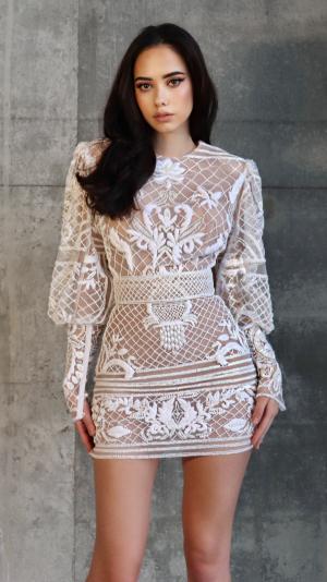Kaia Dress - Haute Couture 2