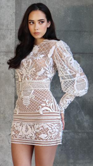 Kaia Dress - Haute Couture 1