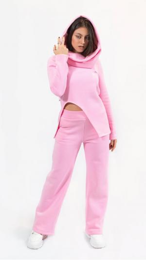Pink Hoodie 2