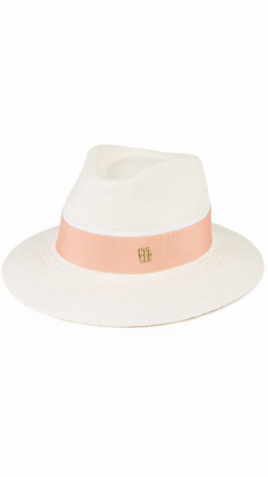 Panama Peach hat 1
