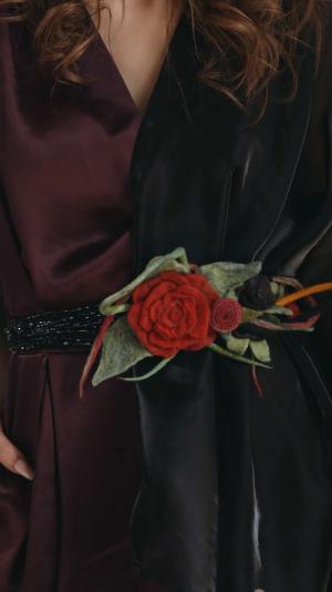 Multi-Purpose Floral Belt 2