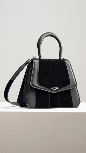 VERUS Handbag Silver 2