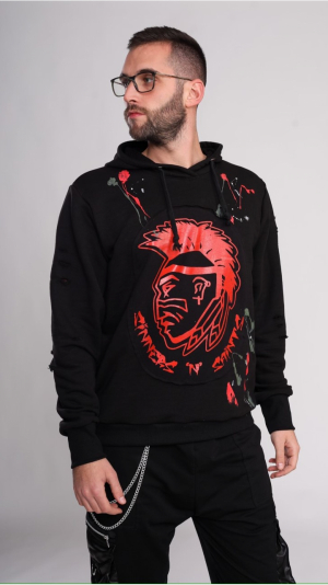 The Mohican Hoodie II 1