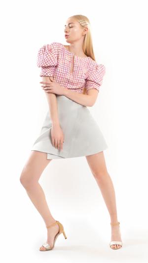 Libra Reversible Skirt 1