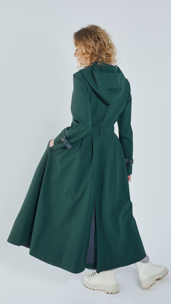 Women's Iconic Raincoat 2