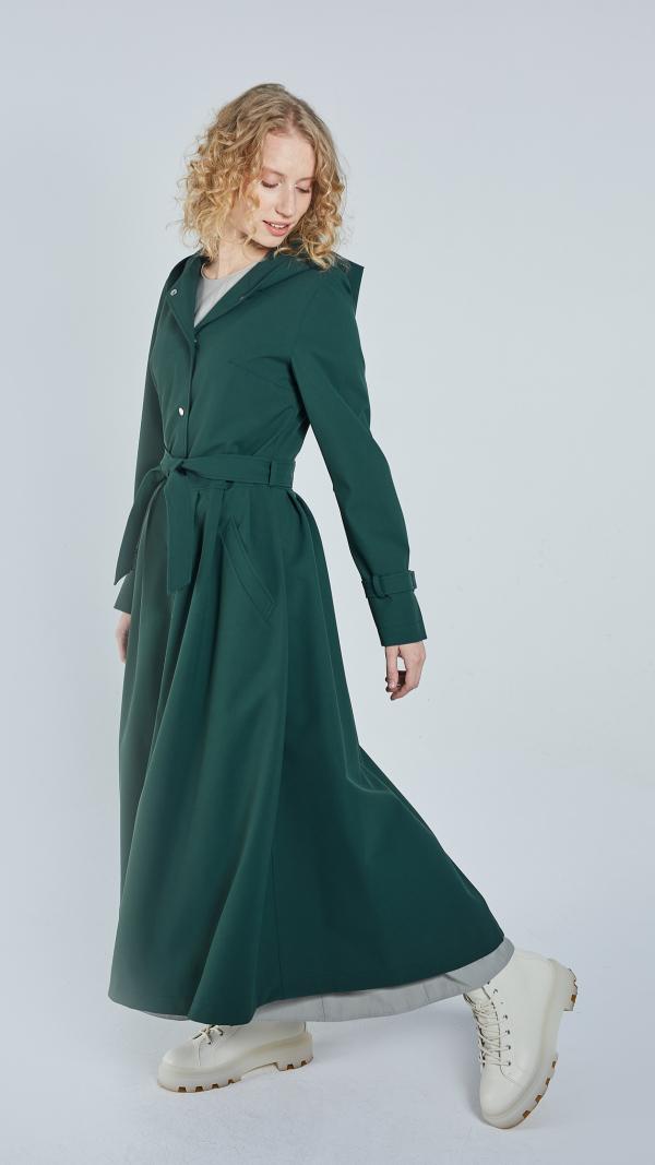 Women's Iconic Raincoat