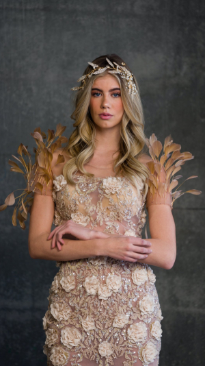 Mora Dress - Custom Made 2