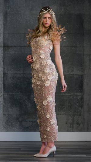 Mora Dress - Custom Made 1