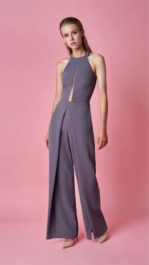 Nomi Grey Jumpsuit 2