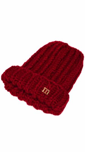 XL red beanie 1