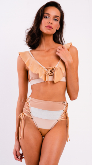 Cappuccino Two Piece