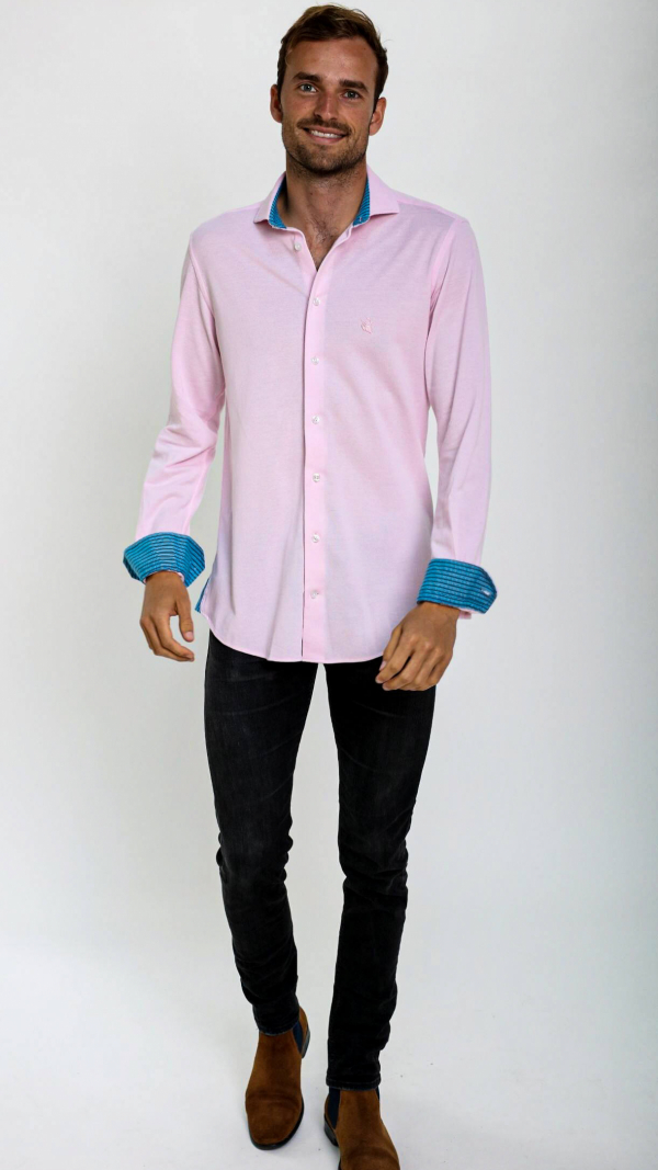 pink_pique_cotton_shirt_with_african_fabric_trim_2