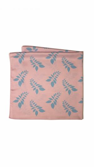 Women's Printed Scarf Hair Accessories Neckerchief 2