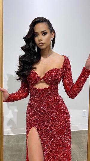 Maya Dress - Haute Couture 2
