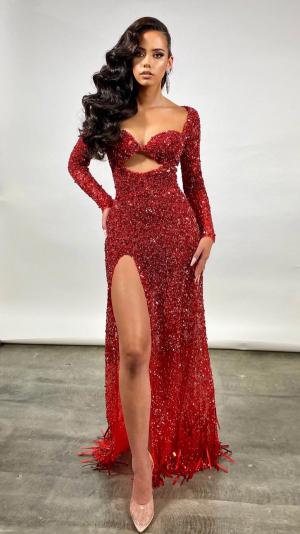 Maya Dress - Haute Couture 1