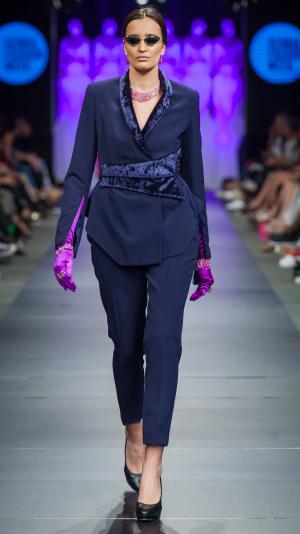New Era Dark Blue Suit