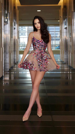 Joanna Dress - Custom Made 2