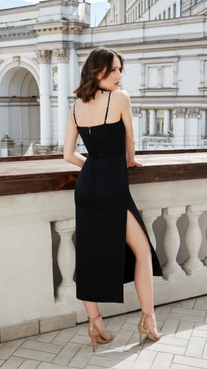 Amara Black Dress 2