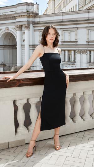 Amara Black Dress 1