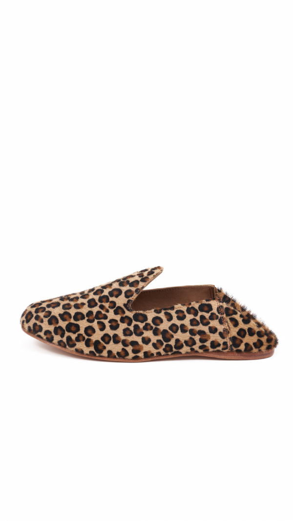 La Babouche Loafer Slip-on - Leo 1